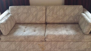 Really Nice Hideabed sofa with x thick mattress  Excellent shape