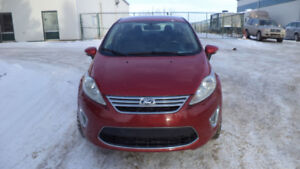 12 FIESTA - AUTO - 4DR - LOADED - NEW TIRES - ONLY 77,000KMS
