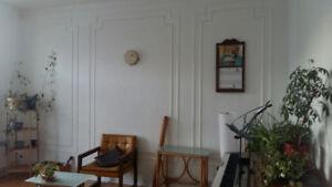 3 chambres (5 1/2) plateau mont-royal - Janvier 2019