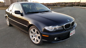 2004 BMW 325Ci E46 Coupe