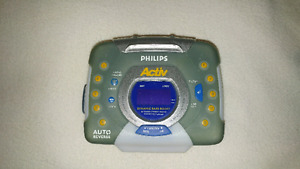 Philips radio cassette player,ACT6688