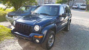 Jeep Liberty - Great Handling with many new parts!