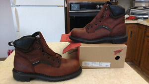 Redwing shoes work boots
