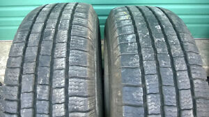 Pair Of MICHELIN 235 70 16 All-Season Tires