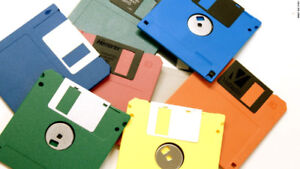 Looking for Floppy Disks