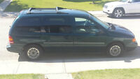 2000 Ford Windstar Minivan, Price Is Firm !!!