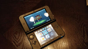 Nintendo 3ds XL Red + Games