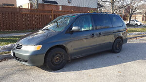 2003 Honda Odyssey EX-L Certified and e-Tested