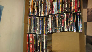 Huge Movie Lot