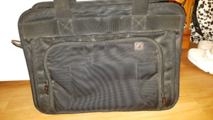 Swiss Army Laptop Bag/Suitcase
