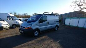 Renault Trafic 1.9TD SL27dCi 100, Fully serviced inc New Cambelt, VGC