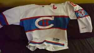 Montreal Canadiens  heritage classic jersey Cambridge Kitchener Area image 2