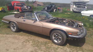 1992 350 jaguar convertible