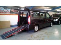 2011 Peugeot Expert Tepee Comfort Diesel Wheelchair Accessible Vehicle