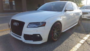 Beautifully and Tastefully Done 2010 Audi Quattro A4  For Sale.