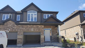 brand new large end-unit town home in Huron/Pioneer for rent