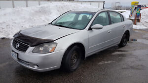 Nissan Altima Extra 2005 for sale