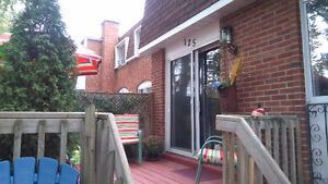 Townhouse in DDO West Island Greater Montréal image 1