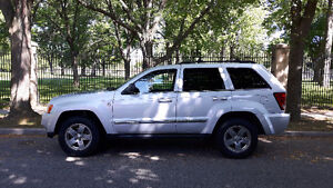 Immaculate-  2005 Jeep Grand Cherokee Silver,  Limited Edition