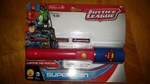 Justice League Superman Flashlight