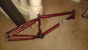 Gt bikes bike frame