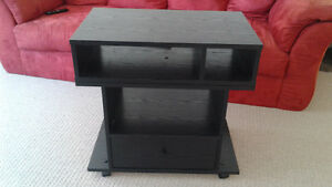 TV / Multimedia Table (Swivel top & wheels)
