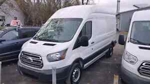"Ford transit t250 high roof 148"" wheelbase"