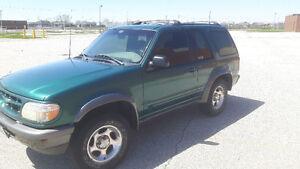 1998 Ford Explorer 4x4