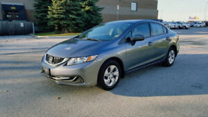 Honda Civic 2014 (Mint/Certified)