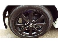 2017 Nissan Note 1.5 BLACK EDITION Manual Diesel Hatchback
