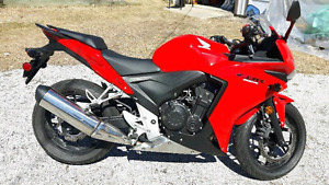 Honda cbr 500R LOW KMS