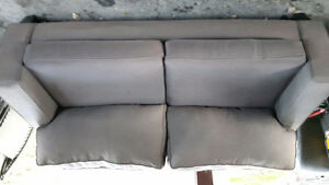 Couch for sale.