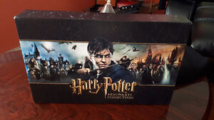 coffret blu-ray harry potter hogwarts collection