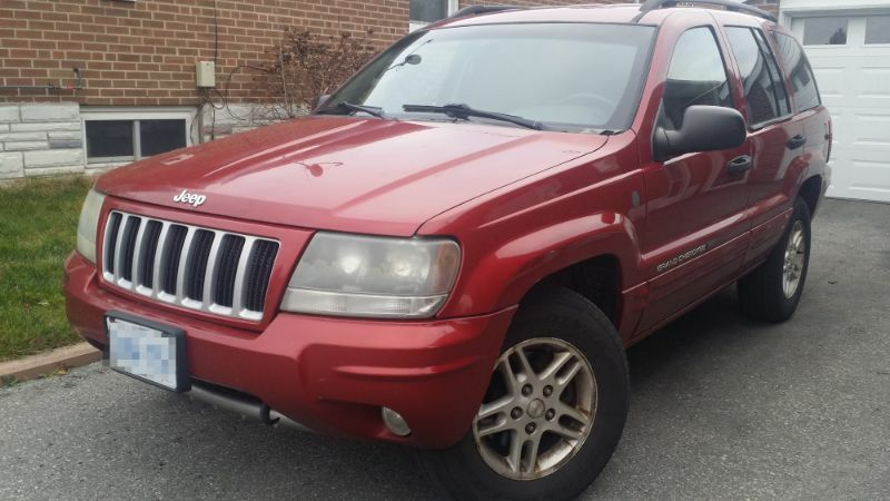 2004 jeep grand cherokee special edition trail rated used cars trucks oshawa durham. Black Bedroom Furniture Sets. Home Design Ideas