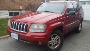 2004 Jeep Grand Cherokee Special Edition Trail-Rated