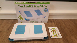 Nintendo Wii Action Balance Board + Wii Fit Plus- Like new!