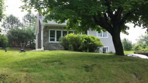 4 bdrm house for rent im Saint John available NOW!!