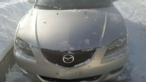 Mazda3 5 speed manual for sale