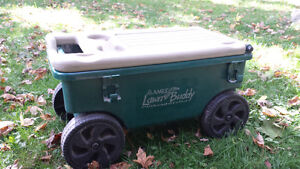Ames Lawn Buddy Gardening Cart