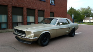 1967 Ford Mustang Coupe!