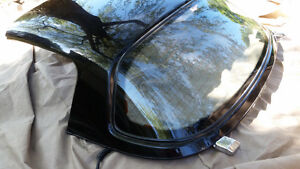 Miata OEM factory hardtop with heated rear window & cable
