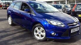 2013 Ford Focus 1.6 125 Zetec 5dr Powershift Automatic Petrol Estate