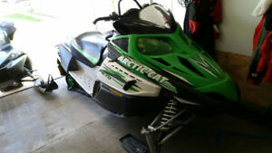 Arctic Cat Trail Sled