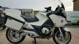 2013 63 BMW R1200RT MU R1200 RT TWIN CAM - WHITE- TOURER ABS ASC NEW MOT