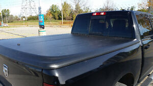 Undercover 3086 hard tonneau cover