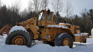 TEREX 90C 1985 WHEEL LOADER