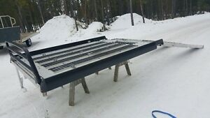 Truck Boss Sled Deck 7' Excellent Condition
