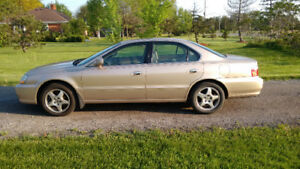 2003 Acura TL Only 121,000 km