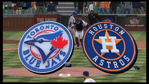 Astros vs Blue Jays Thurs July 6th Great Seats