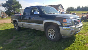 2005 GMC Sierra 1500 Nevada Edition 4wd